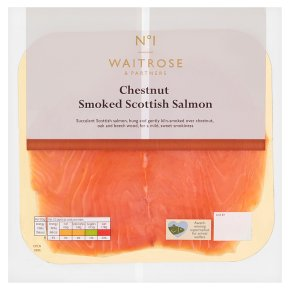 No.1 Chestnut Smoked Scottish Salmon