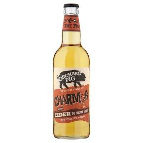 Orchard Pig Charmer medium sparkling cider