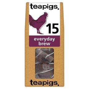 Teapigs english breakfast 15 biodegradable tea temples
