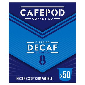 CafePod Decaf Capsules
