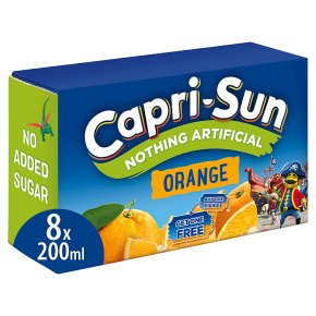 Capri-Sun orange no added sugar