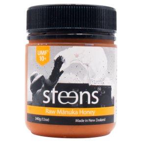 Steens raw 10+ manuka honey