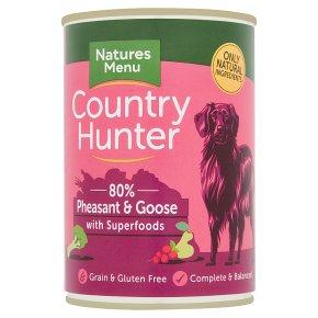 Country Hunter Pheasant & Goose