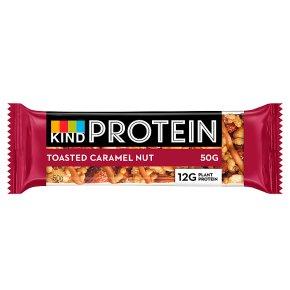Kind Protein Toasted Caramel Nut Bar