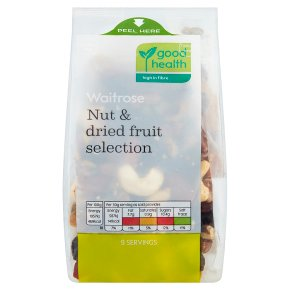 Waitrose Nut & Dried Fruit Selection