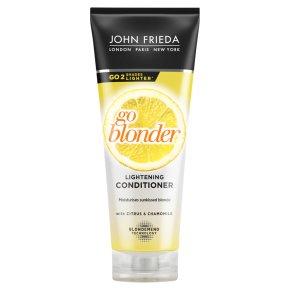 John Freida sheer Blonde go blonder conditioner