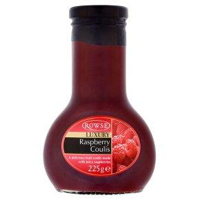 Rowse Luxury Raspberry Coulis