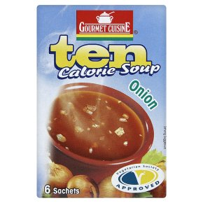 Osem soup drink onion