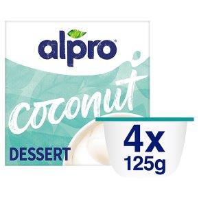 Alpro Soya & Coconut Dessert