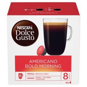 Nescafé Dolce Gusto Americano Bold