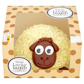Admirable Waitrose Lucky Lamb Cake Waitrose Partners Funny Birthday Cards Online Inifofree Goldxyz