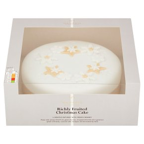 No.1 Rich Fruit Christmas Cake