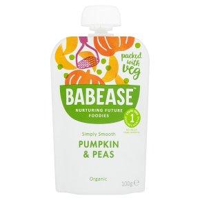 Babease Pumpkin & Peas
