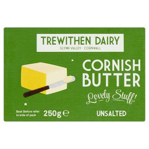 Trewithen Dairy Unsalted Cornish Butter