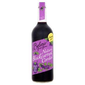 Belvoir Blackcurrant Cordial