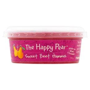 The Happy Pear Sweet Beet Hummus