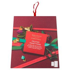Waitrose Christmas Fruited Panettone