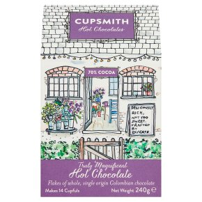 Cupsmith Hot Chocolate Flakes
