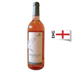 Somborne Valley Estate, English, Rosé wine