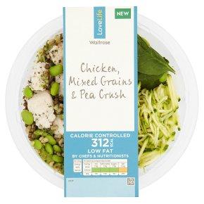 LoveLife Chicken, Mixed Grains & Pea Crush