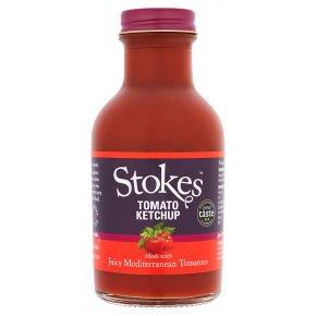 Stokes real tomato ketchup