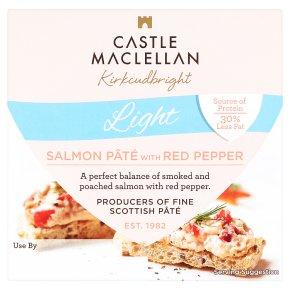 Castle MacLellan Light Salmon Pâté with Red Pepper