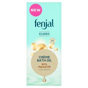Fenjal Classic Crème Bath Oil