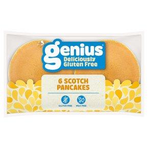 Genius Gluten Free Pancakes