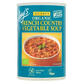 Amy's Kitchen Hearty French Country Vegetable Soup