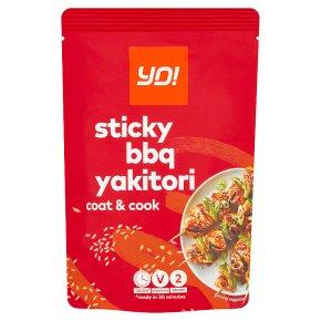 Yo! Sticky BBQ Yakitori