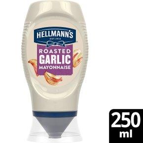 Hellmann's squeezy garlic mayonnaise