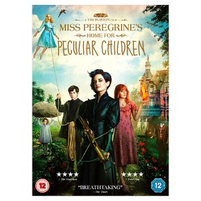 DVD Miss Peregrine's Home for Peculiar Children