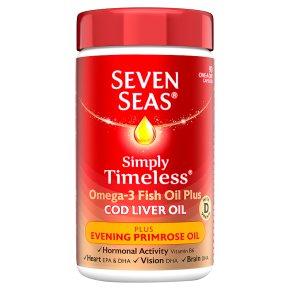Seven Seas Cod Liver & Primrose Oil
