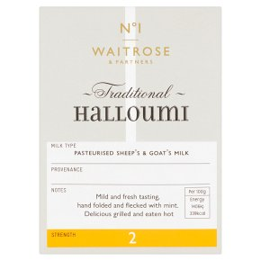 Waitrose 1 Halloumi with Mint
