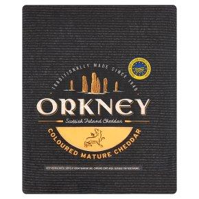 Waitrose Orkney Mature Cheddar