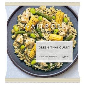 Waitrose Green Thai Curry