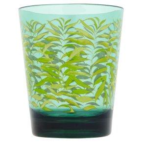 Waitrose Acrylic Leaf Tumbler