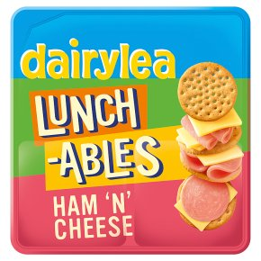 Dairylea Lunchables Ham 'n' Cheese