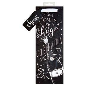 Waitrose Champagne Bottle Bag