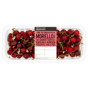 Waitrose CI Morello Cherries