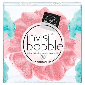 Invisi Bobble Sprunchie Pink