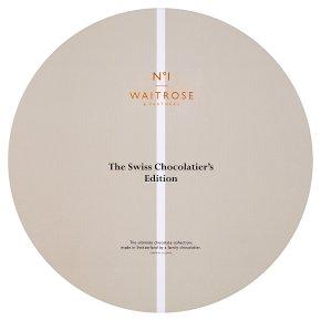 No.1 The Swiss Chocolatiers Edition