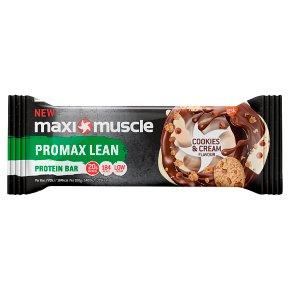 Maxi Muscle Promax Cookies & Cream Bar
