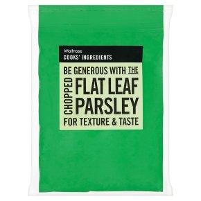 Waitrose Cooks' Ingredients chopped parsley
