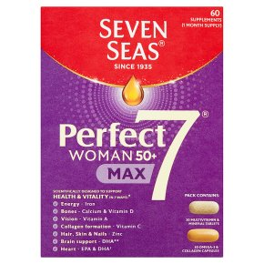 Seven Seas Perfect 7 Prime Woman 50+