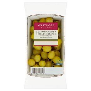 Waitrose 1 Cotton Candy Grapes
