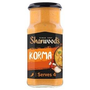 Sharwood's Korma Curry Sauce