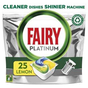 Fairy 27 Platinum Capsules Lemon