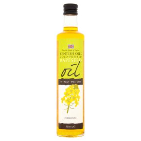 Kentish Oils extra virgin rapeseed oil