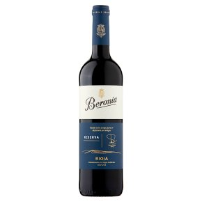 Beronia Reserva, Rioja, Spanish, Red Wine